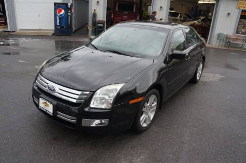 2009 Ford Fusion for sale at Autos By Joseph Inc in Highland NY
