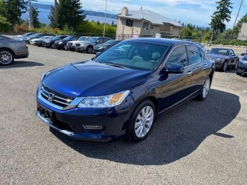 2013 Honda Accord for sale at KARMA AUTO SALES in Federal Way WA