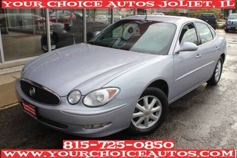 2005 Buick LaCrosse for sale at Your Choice Autos - Joliet in Joliet IL
