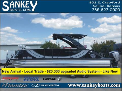 2018 South Bay CR9 Sport for sale at SankeyBoats.com in Salina KS