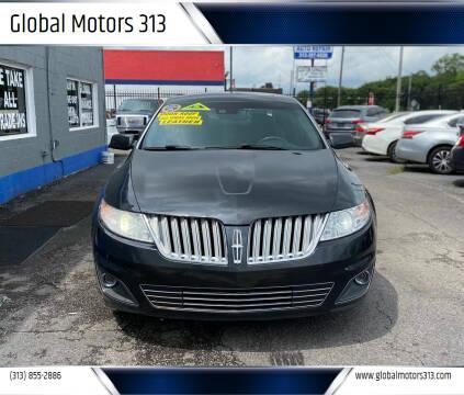 2010 Lincoln MKS for sale at Global Motors 313 in Detroit MI