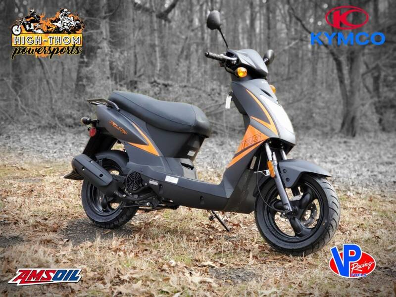 2021 Kymco Agility 125 for sale at High-Thom Motors - Powersports in Thomasville NC
