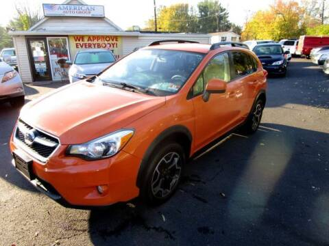2013 Subaru XV Crosstrek for sale at American Auto Group Now in Maple Shade NJ