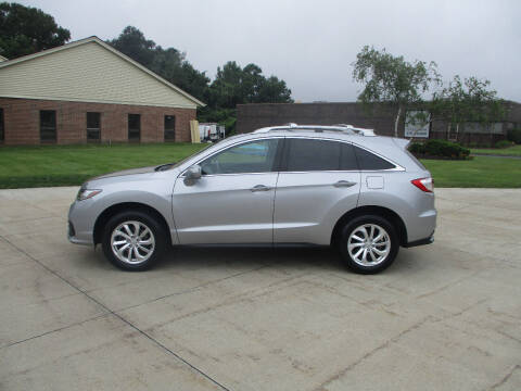 2017 Acura RDX for sale at Lease Car Sales 2 in Warrensville Heights OH