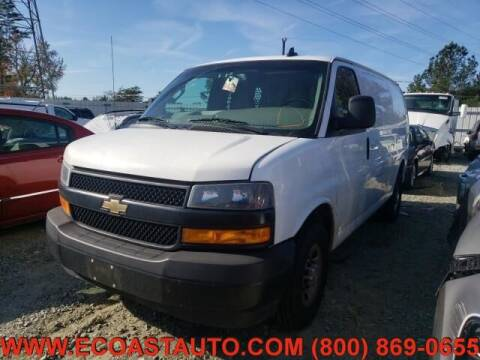2019 Chevrolet Express Cargo for sale at East Coast Auto Source Inc. in Bedford VA