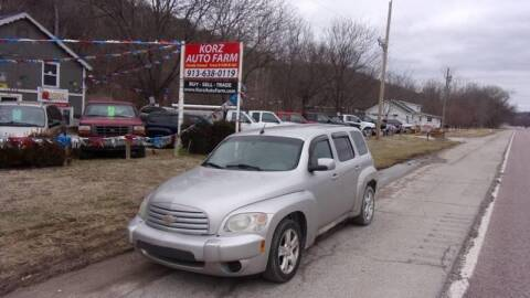 2006 Chevrolet HHR for sale at Korz Auto Farm in Kansas City KS