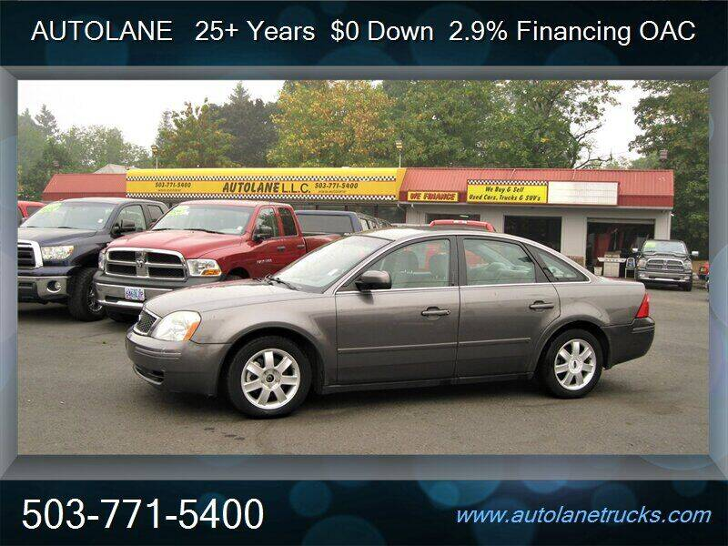 2005 Ford Five Hundred for sale at Auto Lane in Portland OR