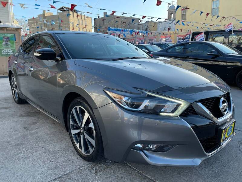 2018 Nissan Maxima for sale at Elite Automall Inc in Ridgewood NY