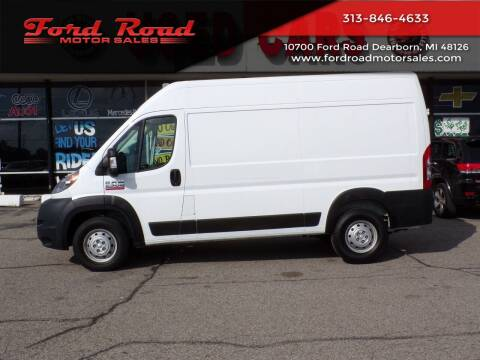 2019 RAM ProMaster Cargo for sale at Ford Road Motor Sales in Dearborn MI
