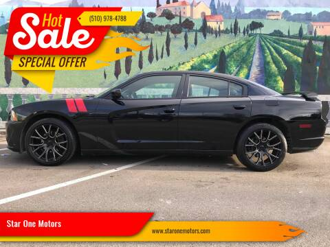 2014 Dodge Charger for sale at Star One Motors in Hayward CA