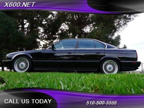 1991 BMW 5 Series for sale at The Dealer in Fremont CA