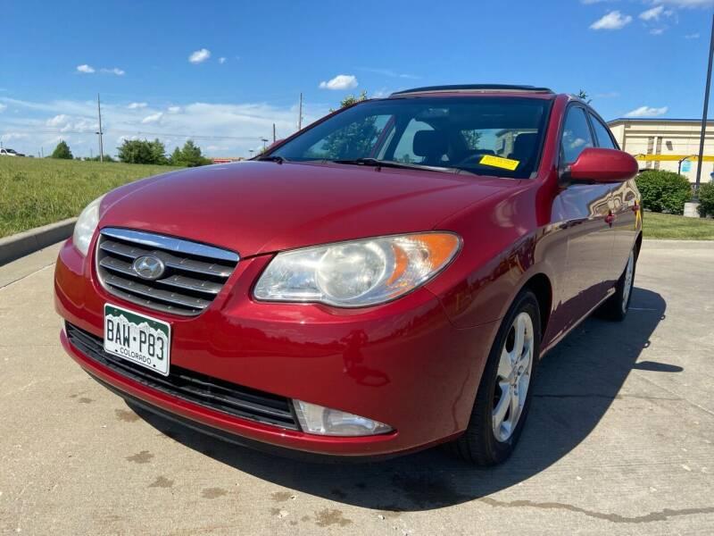 2009 Hyundai Elantra for sale at Nice Cars in Pleasant Hill MO