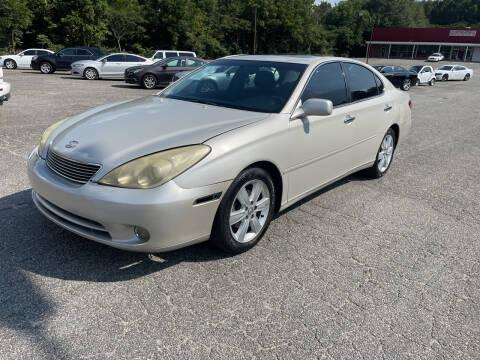 2005 Lexus ES 330 for sale at Certified Motors LLC in Mableton GA