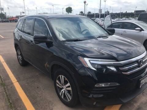 2017 Honda Pilot for sale at FREDY USED CAR SALES in Houston TX