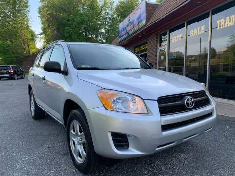 2010 Toyota RAV4 for sale at D & M Discount Auto Sales in Stafford VA