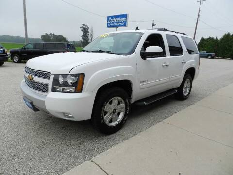 2012 Chevrolet Tahoe for sale at Leitheiser Car Company in West Bend WI
