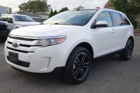 2013 Ford Edge for sale at Olger Motors, Inc. in Woodbridge NJ
