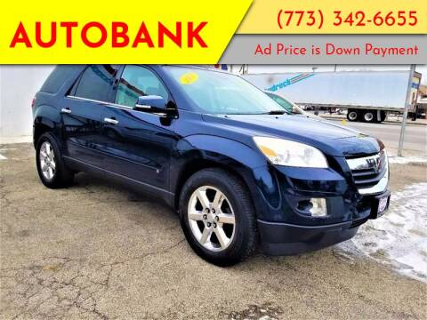 2007 Saturn Outlook for sale at AutoBank in Chicago IL