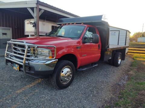 2003 Ford F-550 Super Duty for sale at Ray Moore Auto Sales in Graham NC