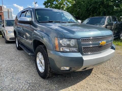 2008 Chevrolet Tahoe for sale at Philadelphia Public Auto Auction in Philadelphia PA