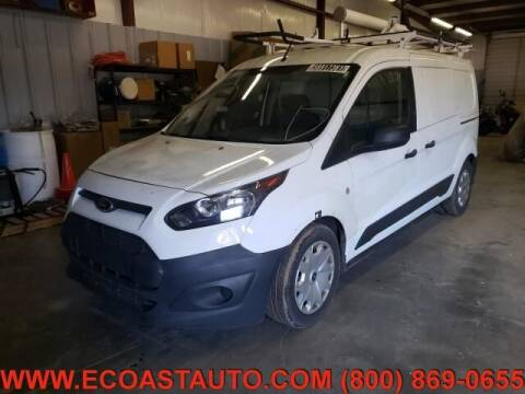 2015 Ford Transit Connect Cargo for sale at East Coast Auto Source Inc. in Bedford VA