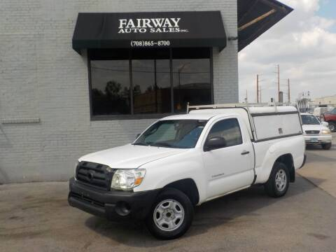 2009 Toyota Tacoma for sale at FAIRWAY AUTO SALES, INC. in Melrose Park IL