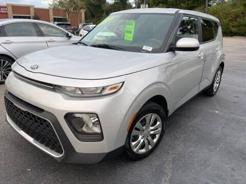 2020 Kia Soul for sale at PHIL SMITH AUTOMOTIVE GROUP - SOUTHERN PINES GM in Southern Pines NC