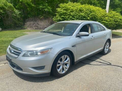 2010 Ford Taurus for sale at Padula Auto Sales in Braintree MA