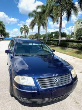2002 Volkswagen Passat for sale at Krifer Auto LLC in Sarasota FL