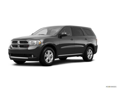 2013 Dodge Durango for sale at West Motor Company in Hyde Park UT