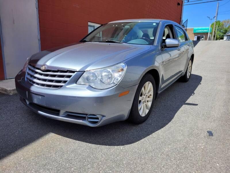2010 Chrysler Sebring for sale at J & T Auto Sales in Warwick RI