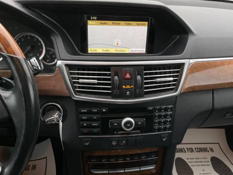 2010 Mercedes-Benz E-Class AWD E 350 Luxury 4MATIC 4dr Sedan - Harrisonburg VA