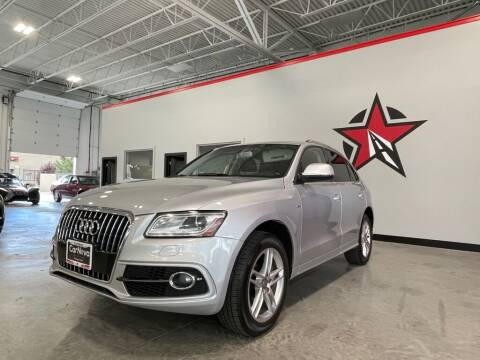 2013 Audi Q5 for sale at CarNova in Sterling Heights MI
