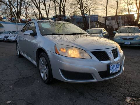 2009 Pontiac G6 for sale at New Plainfield Auto Sales in Plainfield NJ