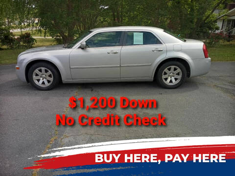 2006 Chrysler 300 for sale at BP Auto Finders in Durham NC