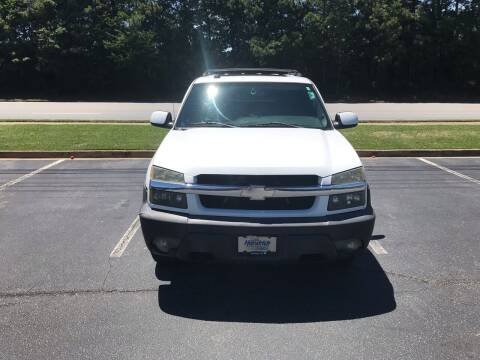 2004 Chevrolet Avalanche for sale at CAR STOP INC in Duluth GA
