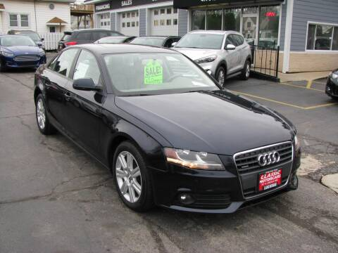 2011 Audi A4 for sale at CLASSIC MOTOR CARS in West Allis WI
