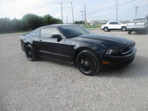2013 Ford Mustang for sale at LK Auto Remarketing in Moore OK