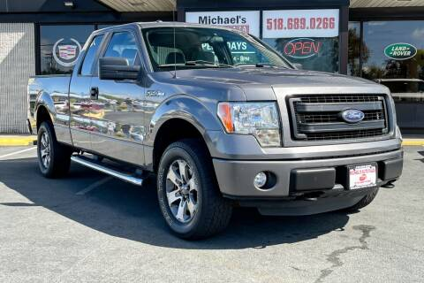 2013 Ford F-150 for sale at Michael's Auto Plaza Latham in Latham NY