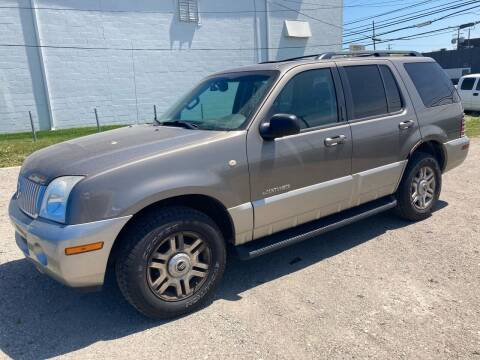 2002 Mercury Mountaineer for sale at M-97 Auto Dealer in Roseville MI