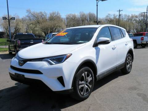 2018 Toyota RAV4 for sale at Low Cost Cars North in Whitehall OH