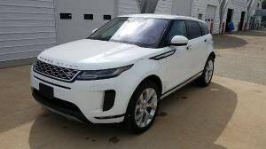 2020 Land Rover Range Rover Evoque for sale at Cj king of car loans/JJ's Best Auto Sales in Troy MI