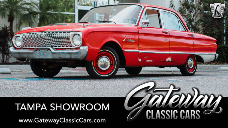 1962 Ford Falcon for sale in Ruskin, FL