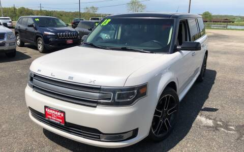 2013 Ford Flex for sale at Carmans Used Cars & Trucks in Jackson OH