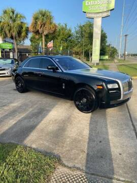 2011 Rolls-Royce Ghost for sale at A to Z IMPORTS in Metairie LA
