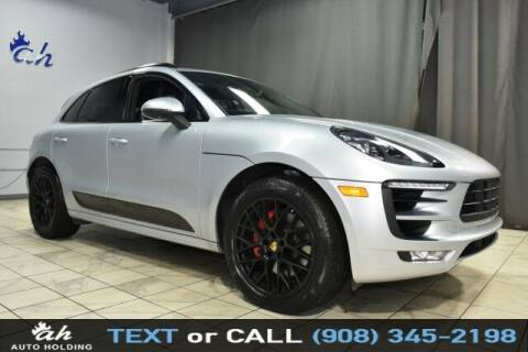 2017 Porsche Macan for sale at AUTO HOLDING in Hillside NJ