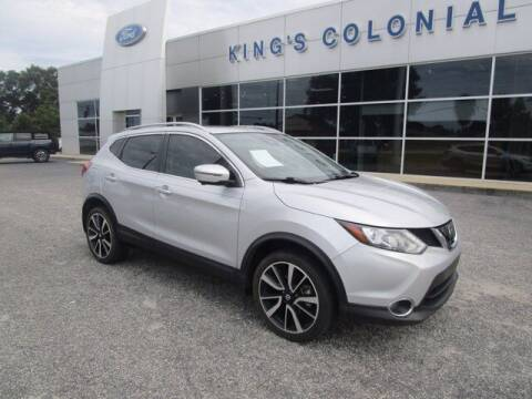 2018 Nissan Rogue Sport for sale at King's Colonial Ford in Brunswick GA