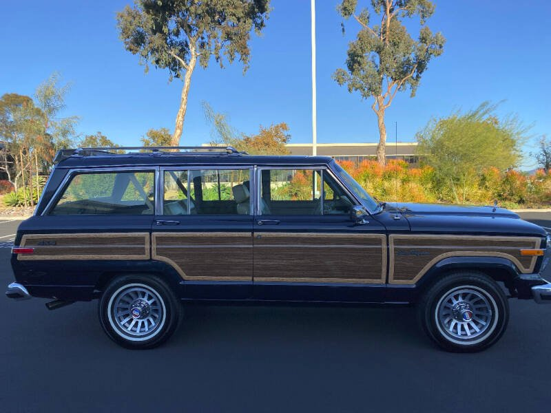 1991 Jeep Grand Wagoneer for sale at CAS in San Diego CA