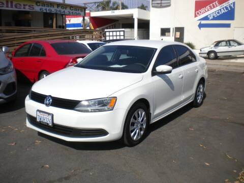 2014 Volkswagen Jetta for sale at AUTO SELLERS INC in San Diego CA
