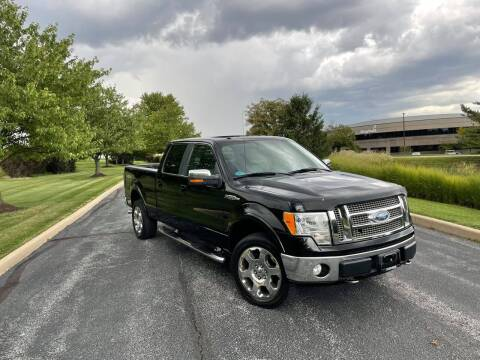 2009 Ford F-150 for sale at Q and A Motors in Saint Louis MO